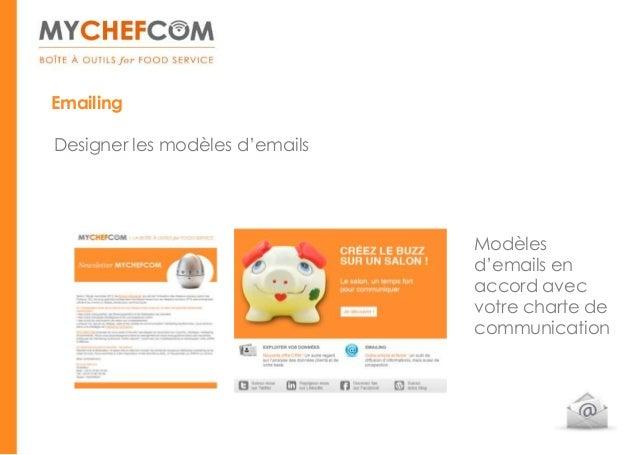 EmailingDesigner les modèles d'emails                                Modèles                                d'emails en   ...