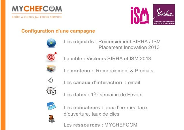 Mcc phase 3   campagne ponctuelle emailing sirha-ism Slide 2