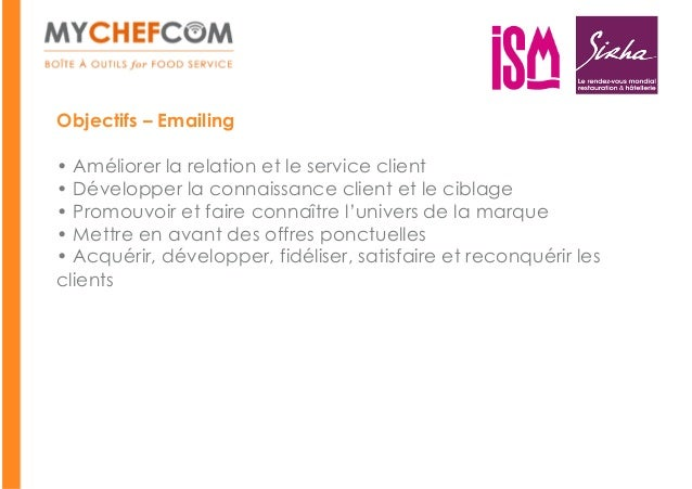 Mcc phase 3   campagne ponctuelle emailing sirha-ism Slide 3