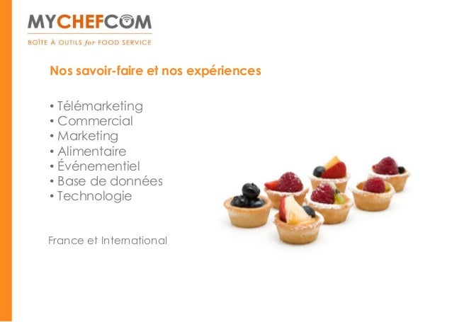 Nos Savoir Faire Et Experienceso Telemarketingo Commercialo Marketingo Alimentaireo Evenementielo Base De Donneeso TechnologieFrance International