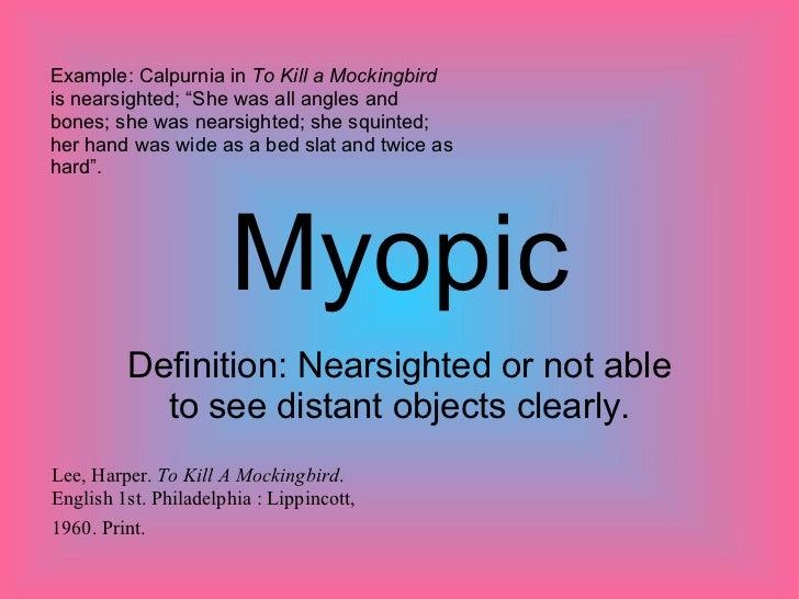 mc definitions