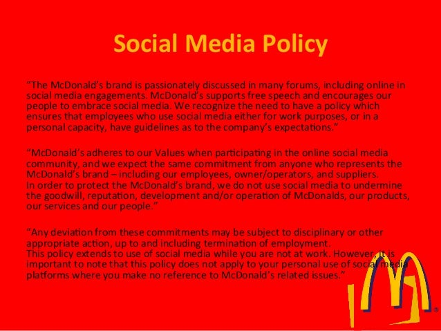 social consumerism mcdonalds Theorizing/resisting mcdonaldization: a multiperspectivist approach but gaining identity as a mcdonald's consumer, participating in the communal experience of family fun or social belonging promised by the mcdonald's ads and promotions.