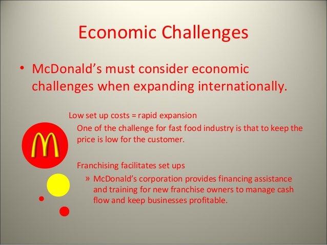 mcdonalds business strategy
