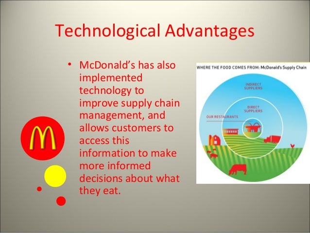 case study mcdonalds operation management Global expansion of us fast food restaurants : a case study of mcdonald's in italy bejamin weyers management, and operations commons, and the international business commons recommended citation weyers, bejamin range from vast successes where overseas operations are the new focal point.