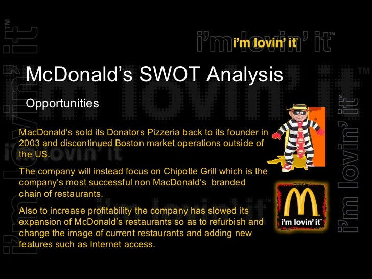 """analysis of mc donald s operations Understanding mcdonald's: comprehensive company primer and profitability  analysis  mcdonald's, the world's largest fast food chain, has over 34,000   stool"""" of owner/operators, suppliers, and company employees—is its foundation   the company's operations are designed to assure consistency and."""