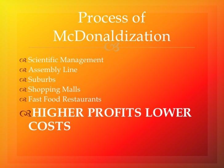 Mc Donaldiazation 1 Revised