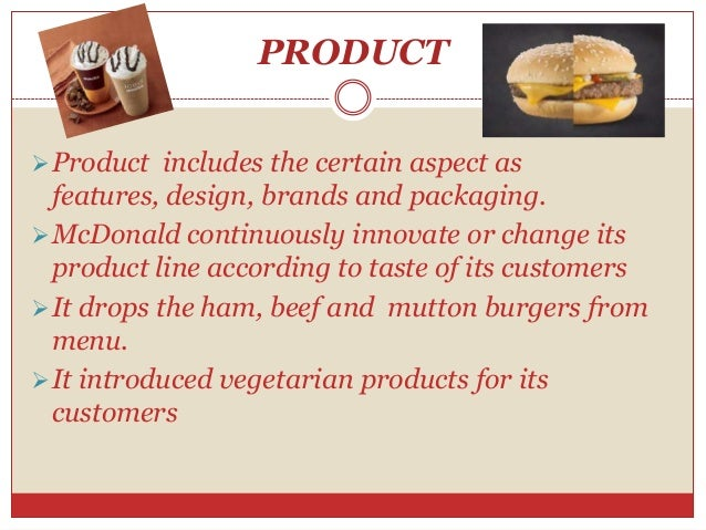 4ps of marketing mix of dunkin donuts Dunkin'donuts marketing analysis  marketing mix 4p's • product •  product development – breakfast sandwiches to existing.