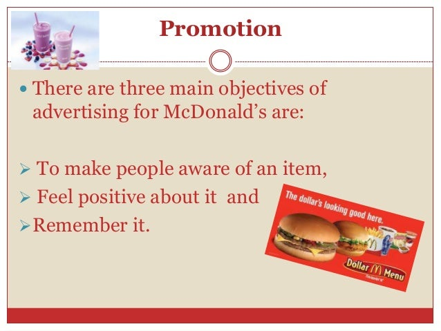 buyer behavior mcdonalds Consumer needs and motivation concept of motivation: motivation asks the question 'why' about human behaviour for example, why do they prefer mcdonald's.