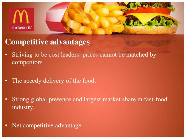 organizational diagnosis of mcdonalds The organizational design process follows a predictable sequence of phases (charter, strategy, assess, design, transition, implement, evaluate and renew) although we.