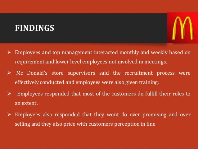 an analysis of the fast food industry Fast food industry analysis - analysis of the fast food industry.