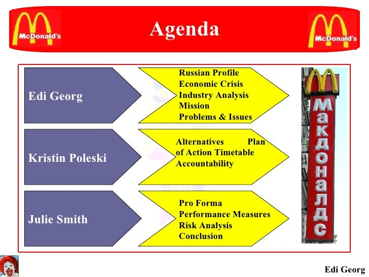 cost leadership of mcdonalds Macdonald's strategy it should be noted that 70% of mcdonald's sales are made each day over a (material prices, wage rates, and the cost of capital.