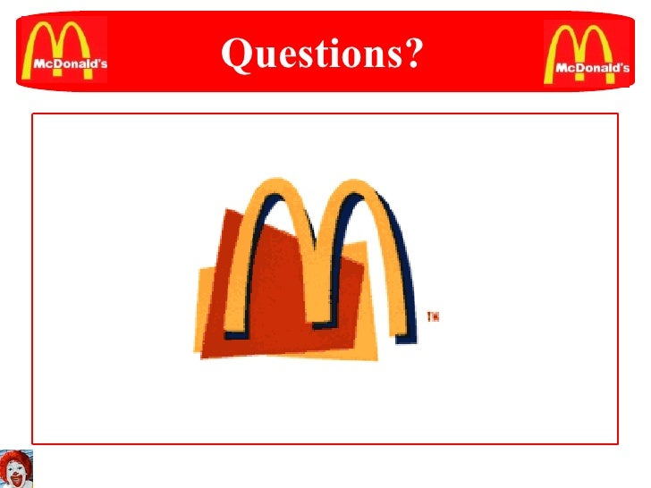 entrepreneurship case study on mcdonalds Entrepreneurship recruitment business books most read tips for office interns that apply to us  case study: mcdonald's how the company stuck to and revived the.