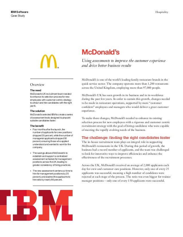 Contact McDonalds Customer Service