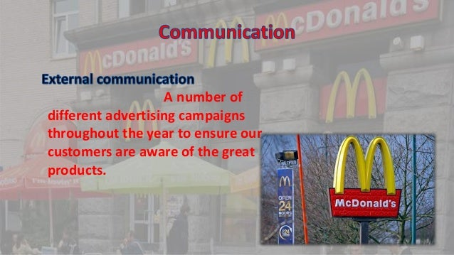 mcdonalds long term objectives Long term career goals career aspirations examples your career goals personal statement may consist of 2 parts: career goals and objectives.