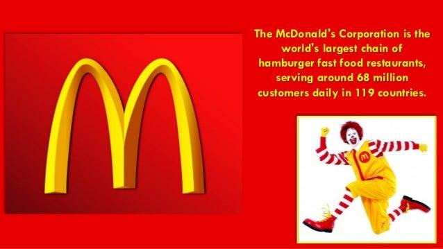Situational Analysis of McDonald's