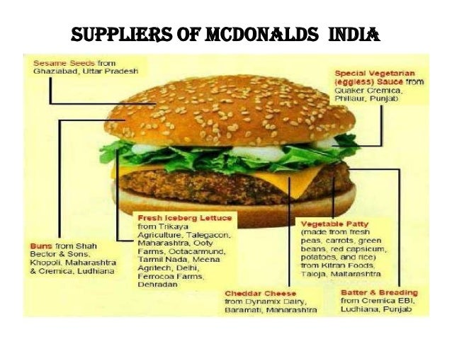 mcdonald's production and operations management Different models in production and operations management include the following: fordism: this refers to the system of mass production and consumption developed by the ford motor company and.