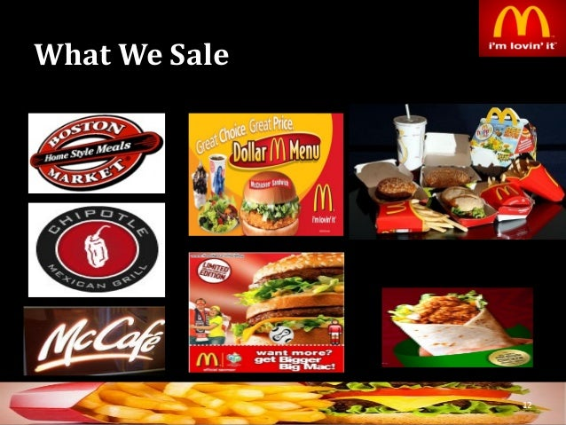 strategic management on mcdonalds Mcdonald's and coca-cola sensibilities and capabilities embody the  management principles of post war industrialization the hallmarks of.
