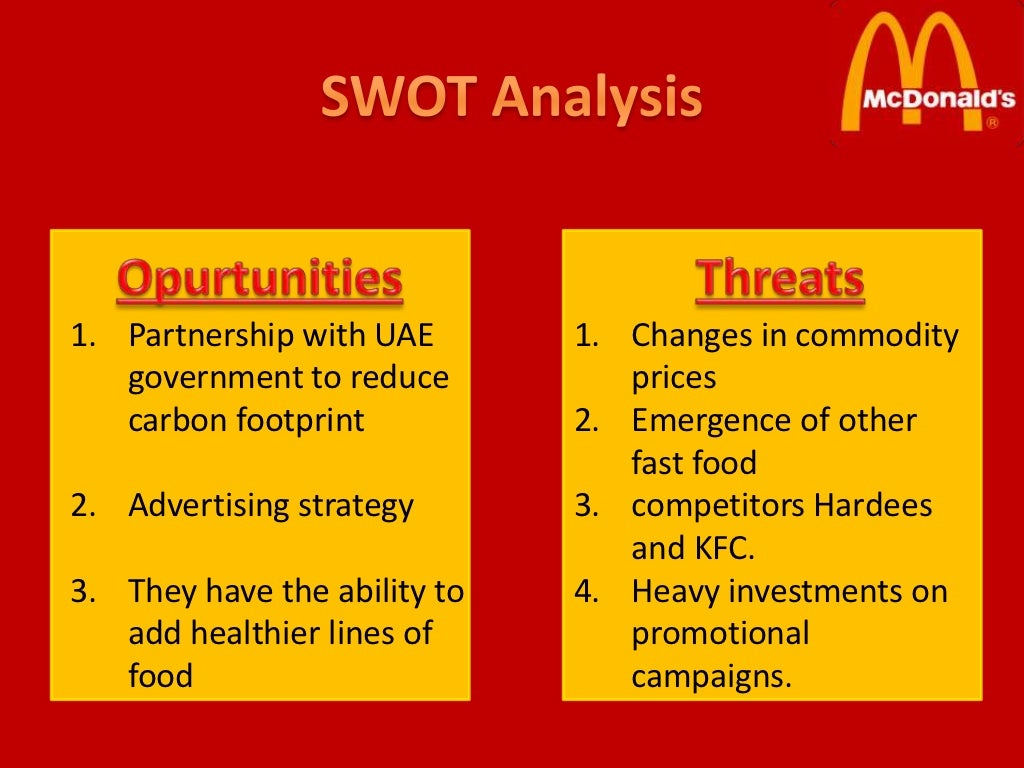 pest analysis mcdonalds Mcdonald's pestel/pestle analysis (political, economic, social, technological, ecological, legal external factors in the remote or macro-environment) is shown in this fast food service restaurant chain business case study.