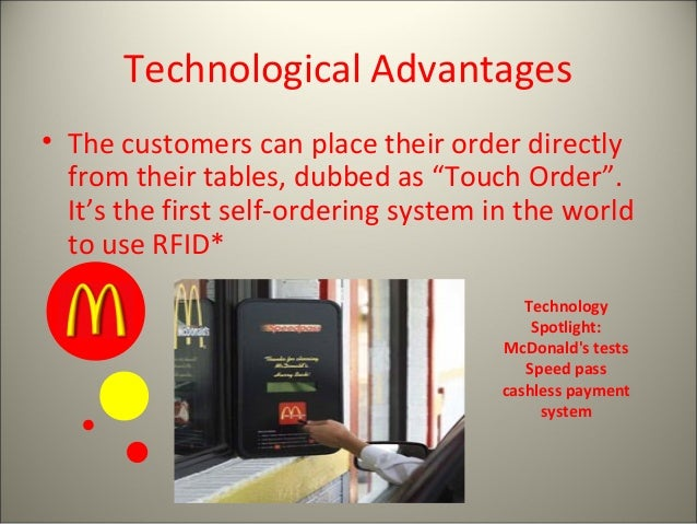 mcdonalds case study project managment Case study mcdonalds corporation introduction global human resource management refers to the art of balancing people and processes in an organisation.