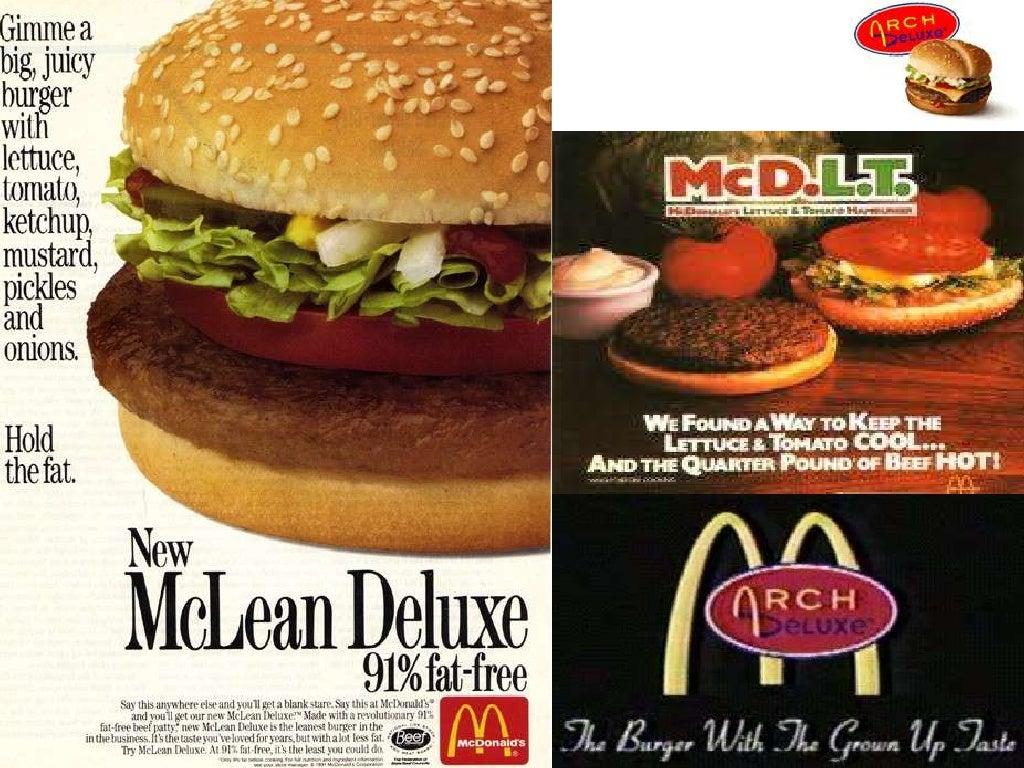 mcdonalds arch deluxe Get the best mcdonald's arch deluxe recipe on the original copycat recipe website todd wilbur shows you how to easily duplicate the taste of famous foods at home for less money than eating out.