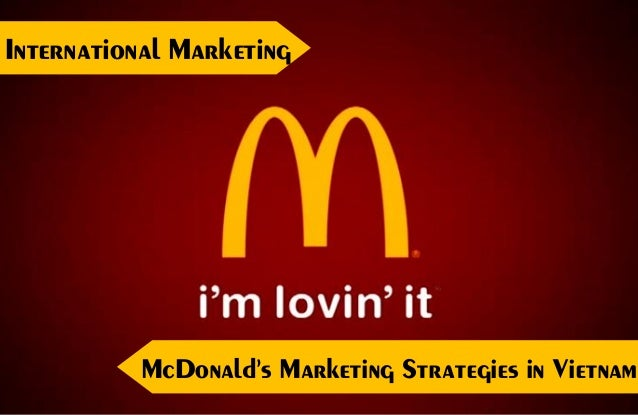 mcdonald marketing of service Mcdonald's rode the baby-boomer trend in the 1960s, the swelling ranks of teenagers and the rising female labor force participation, supplying a fast and inexpensive menu.
