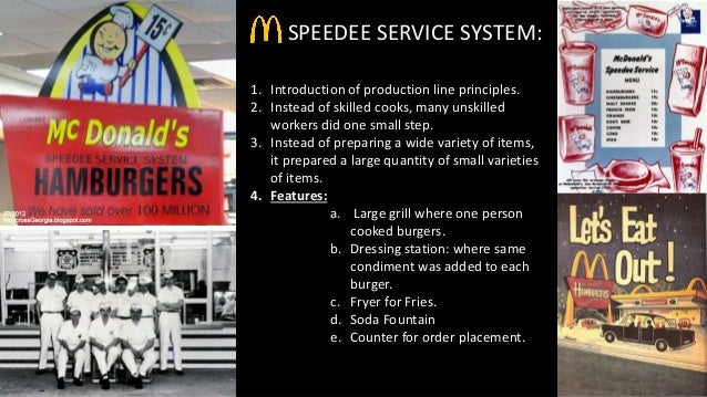 Mc Donald S Case Study Marketing Management