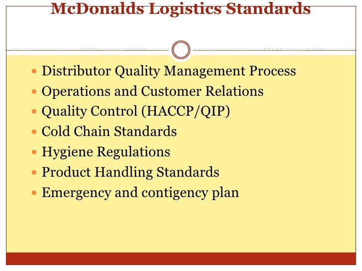 knowledge management at mcdonalds Mcdonald's organizational culture and its characteristics are  and meetings that  encourage employee feedback and knowledge sharing.