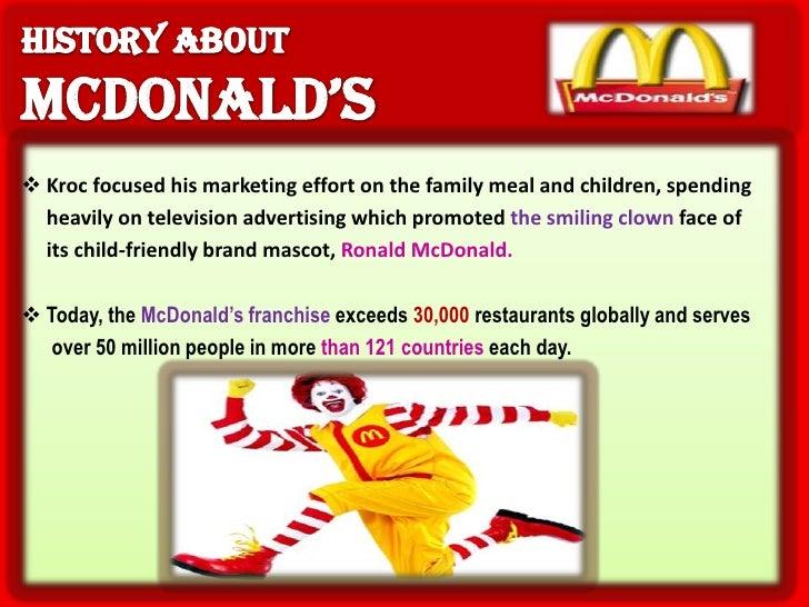 Key Success Factors of McDonald's