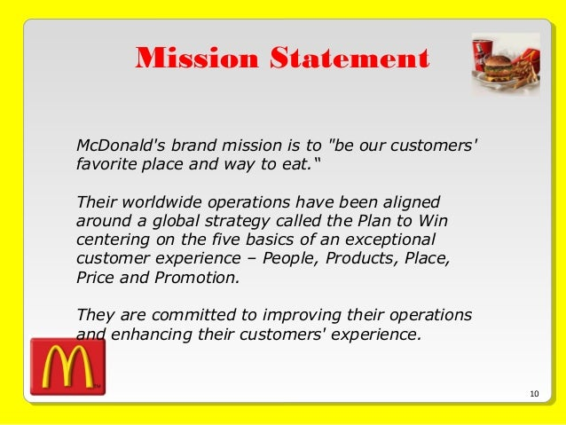 annual report of mcdonalds The financial analysis of mcdonald's should give us a peek into the future not just of the company but annual report audited accounts which are reliable.