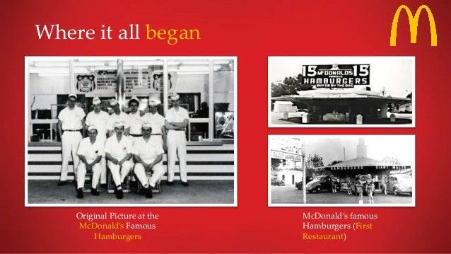 mcdonalds history