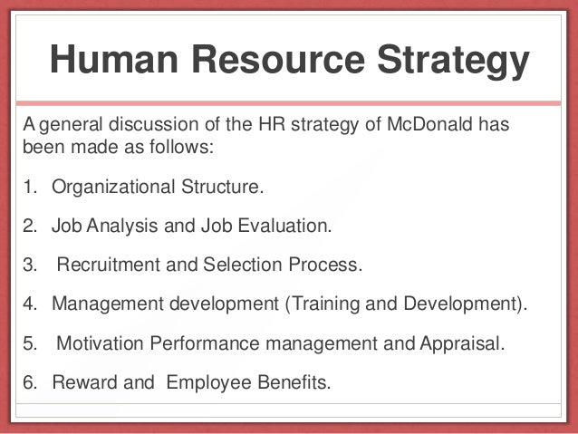 mcdonalds hr issues Search the world's information, including webpages, images, videos and more google has many special features to help you find exactly what you're looking for.