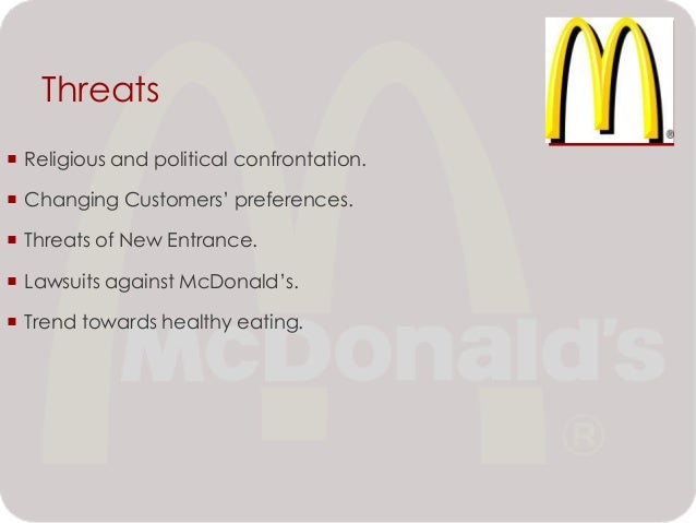 mcdonalds trend analysis Essays - largest database of quality sample essays and research papers on mcdonalds trend analysis.