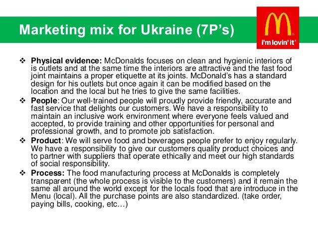 Mc donalds holistic marketing