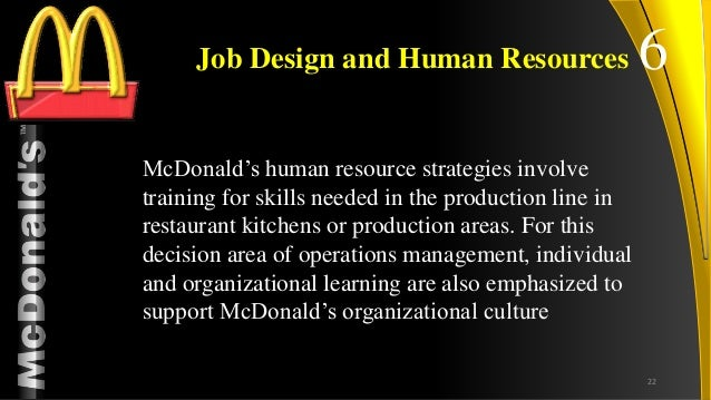 job design mcdonalds Instead of being in a lazy hayahay mode every vacation, why not look for a summer job for students in philippines,  graphics design works.