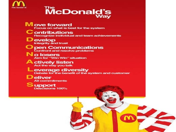 an analysis of mc donalds history pest Swot is an acronym for strengths, weaknesses, opportunities and threats related to organizations the following table illustrates mcdonalds swot analysis: strengths 1 market leadership in the us 2 brand value and brand awareness 3 sustainable business model 4.