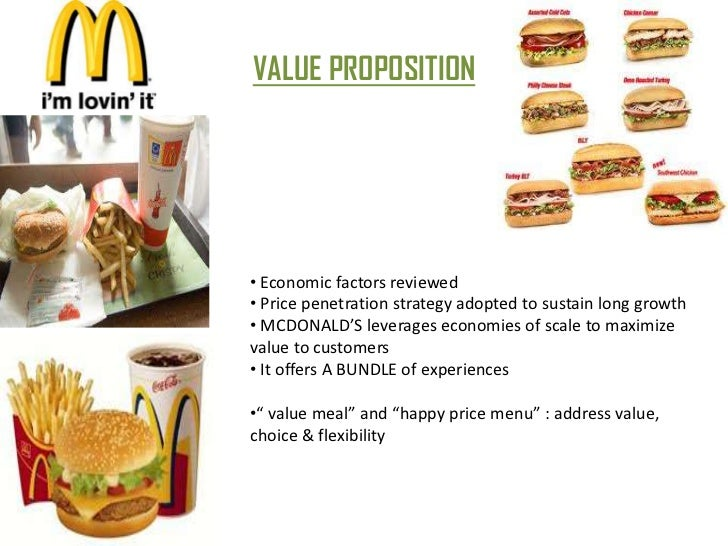 mcdonalds economies of scale A business may expand beyond the optimal size in the long run and experience diseconomies of scale economies of scale at  mcdonalds hamburgers and.