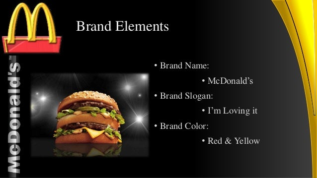 mcdonalds brand equity Mcdonald's is a classic example of a brand that has lost its direction in  with  mcdonald's is an increasing dilution of its brand equity over the.