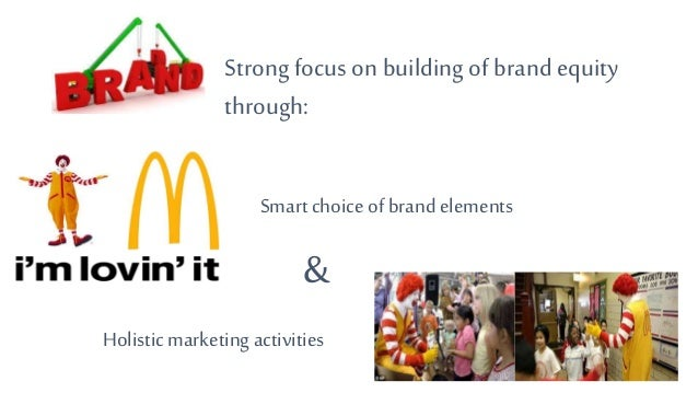 case study on mcdonalds marketing strategy Case study on mcdonalds one strategy mcdonald's focuses on is a by utilizing it to create an interactive marketing, mcdonald can use the.