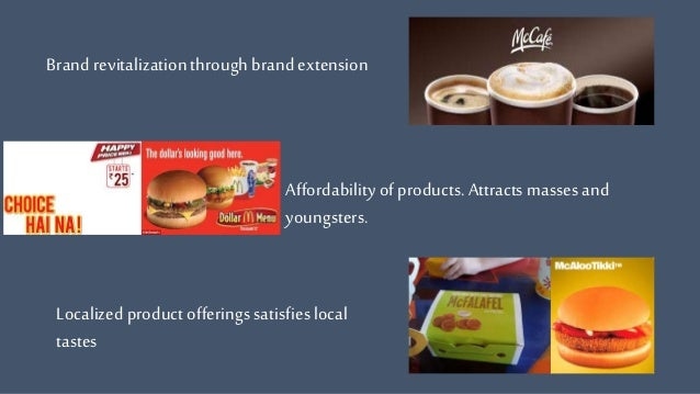 mcdonalds case study marketing Assignment samples & case study mcdonald's strategy this paper analyses the different aspects of competitive and marketing strategies taken up by mcdonald.