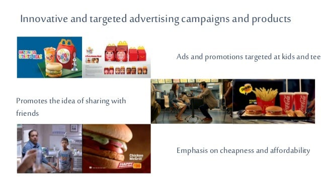 case study on mcdonalds marketing strategy Mcdonald's - international development strategy //wwwoboolocom/business-market/marketing/case-study/mcdonald-s green ox case: strategic marketing for a.