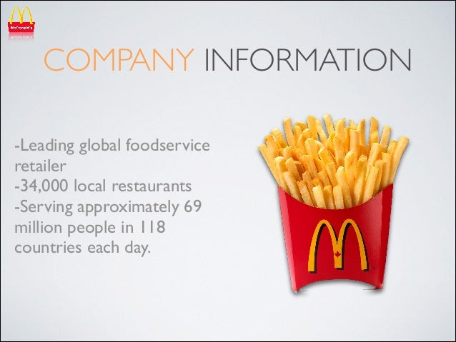 mcdonalds financials Ratings on over 170,000 corporate, government and structured finance securities events calendar  mcdonald's corporation ticker: mcd moody's org id: 479500.