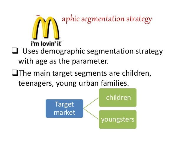 positioning strategy of mcdonalds Username: ambrosesmith email: ambrose@deakineduau mcdonalds recently launched a breakfast fashion range (figure 1) consisting of a t-shirt, button-up dress and pyjama trousers each covered with mcmuffins and.