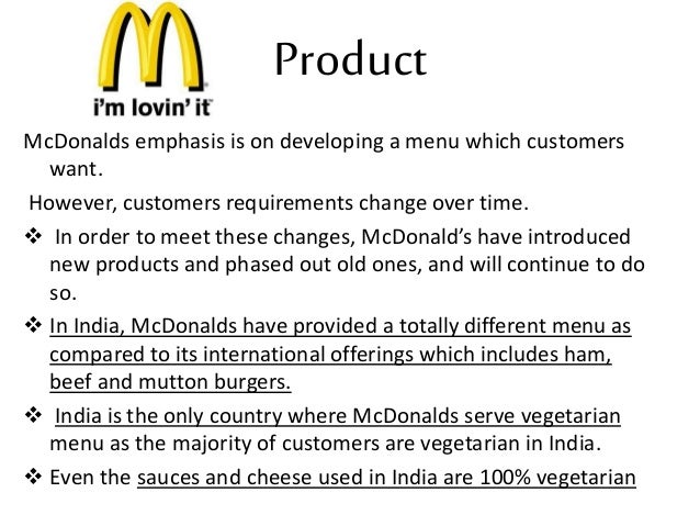 mcdonalds marketing program Read this essay on mcdonalds marketing plan come browse our large digital warehouse of free sample essays get the knowledge you need in order to pass your classes and more.