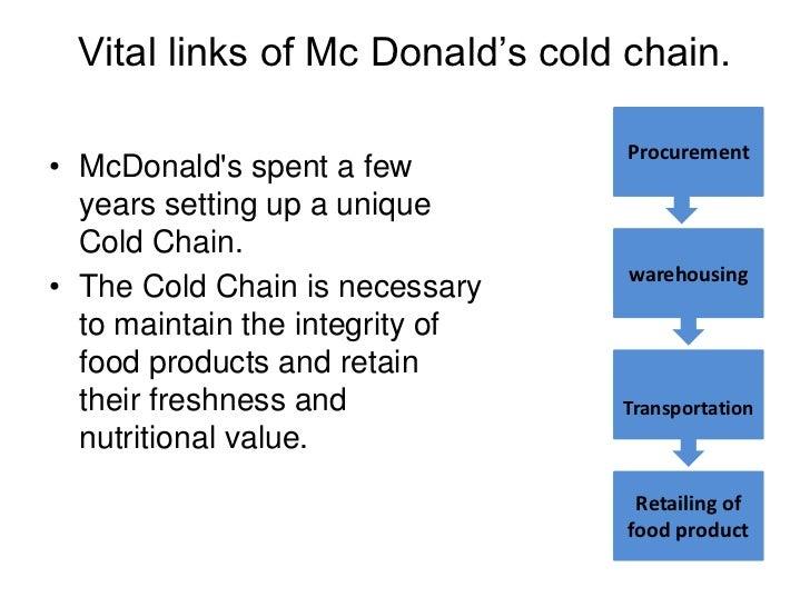 How McDonald's Uses E-         procurement Systems• Emac Digital:   (Internet procurement site designed for McDonalds  Cor...