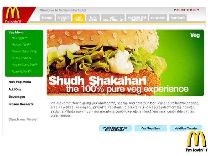 business strategic management on mcdonalds in india essay Mcdonald's winning strategy management and shareholders to share the risks and rewards from the discovery and exploitation of new business.