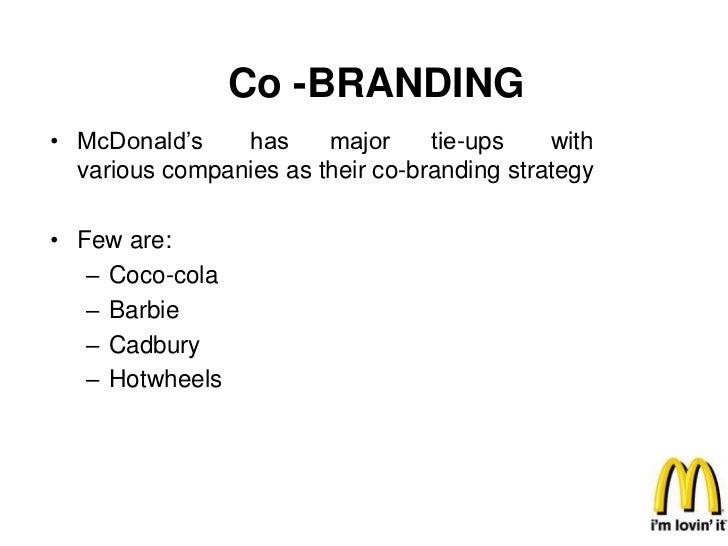 mcdonald s supply chain management Jc gonzález méndez, mcdonald's north america senior vice president of  supply chain management, likes to tell people that mcdonald's itself doesn't  make.
