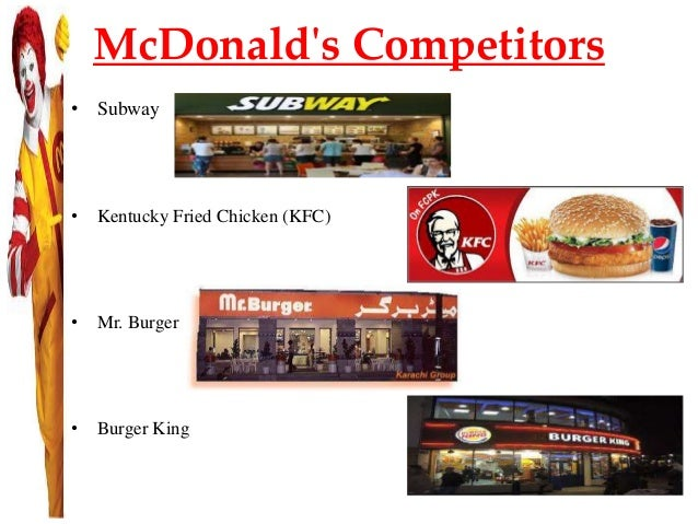 kfc forecast methods Market-share analysis evaluating competitive marketing effectiveness lee g cooper  our models and analytical methods might be very profitably employed.