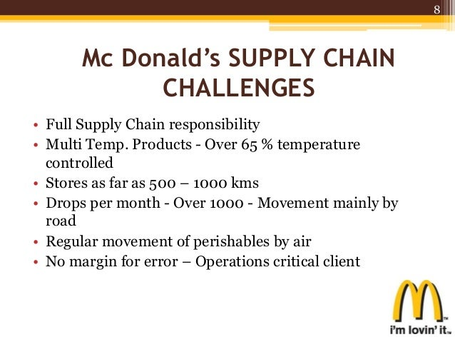 PRESS RELEASE: McDonald's Worldwide Suppliers Receive 2012 Best of Sustainable Supply Awards