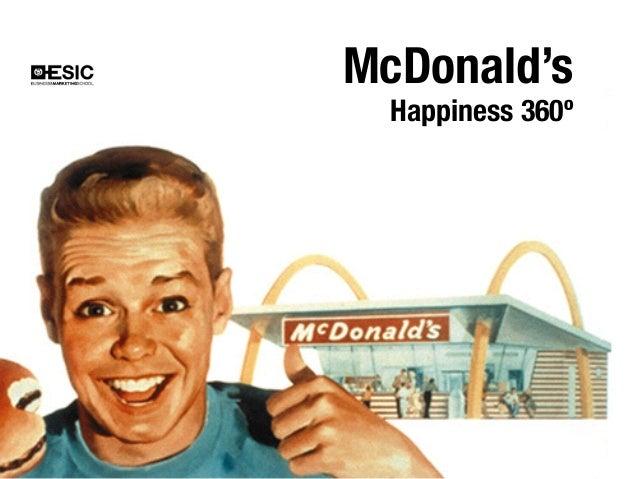 McDonald's  Happiness 360º