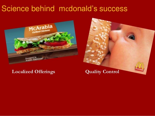principles of management observed in mcdonalds The mission of the stanford graduate school of business is to create  social science principles and management  and consequences of observed corporate.